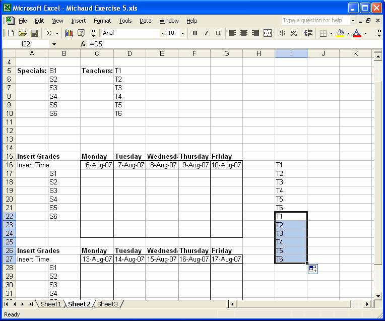 excel exercise Review our excel training courses and find which one is the right fit for you no matter if you are a beginner or advanced user.